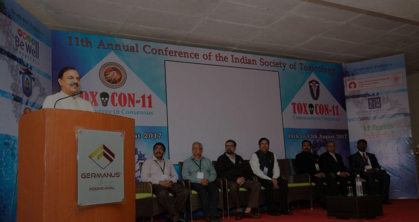 Indian Society of Toxicology